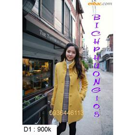 Áo khoác bichphuong105 mua sắm online Thời trang Nữ