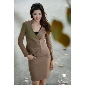 vest công sở mua sắm online Thời trang Nữ