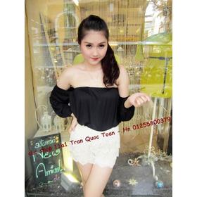 áo trễ vai Ly Còi mua sắm online Thời trang Nữ