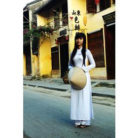 Áo dài Xuân mua sắm online Thời trang Nữ