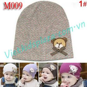 Mũ cotton gấu mua sắm online Thời trang, Phụ kiện