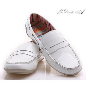 Giầy da Nam Hàn Quốc 10511 mua sắm online Giày nam