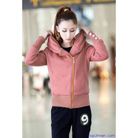 Áo khoác nữ Hàn Quốc AK086 mua sắm online Thời trang Nữ