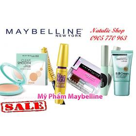 Bộ sản phẩm Maybeline mua sắm online Phụ kiện, Mỹ phẩm nữ