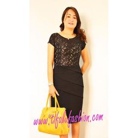 Đầm đắp V kết cườm L44 520k mua sắm online Thời trang Nữ