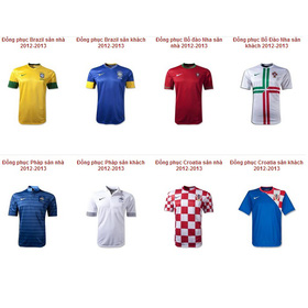 Áo bóng đá mua sắm online Thời trang Nam