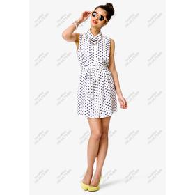 Váy sơ mi F21 tim nhí: 270.000 mua sắm online Thời trang Nữ
