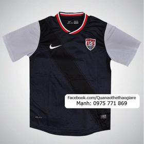 Quần áo bóng đá đội tuyển mỹ mùa giải 2013 mua sắm online Thời trang Nam