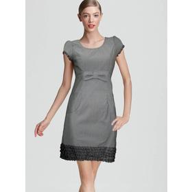 Đầm kaki thun ren chân mua sắm online Thời trang Nữ