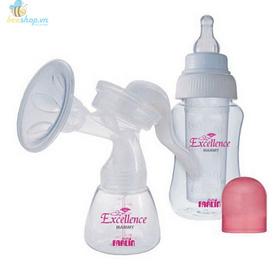 Bộ dụng cụ hút bằng tay sữa vô trùng BF-640B mua sắm online Máy hút sữa