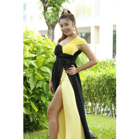 Váy  dạ hội mua sắm online Dịch vụ thời trang