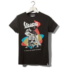 Áo phông nam P&B Vespa mua sắm online Thời trang Nam