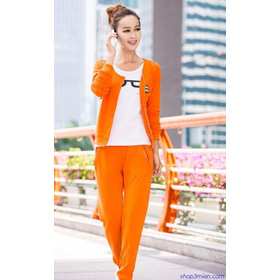 Bộ đồ thu đông Hàn Quốc BDD042 mua sắm online Thời trang Nữ