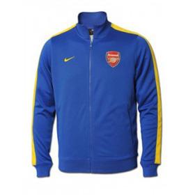 Áo khoác nam thể thao Arsenal xanh mua sắm online Thời trang Nam