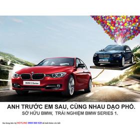 Khuyen mai BMW mua sắm online Xe hơi