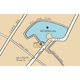 bản đồ đến shop mua sắm online Thời trang Nữ