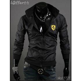 Áo khoác dù ferrari AKD01 mua sắm online Thời trang Nam