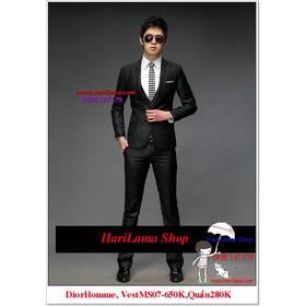 Áo Vest Nam, Áo Vest Dior - NYQ 07, Áo Vest Hàn, Áo Vest Cưới mua sắm online Thời trang Nam