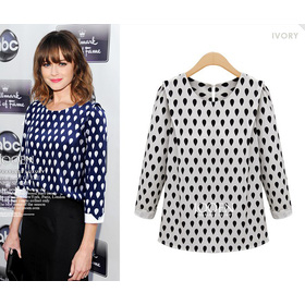 Áo sơ mi nữ Hàn Quốc BL1403 mua sắm online Thời trang Nữ