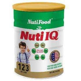 Sữa bột Nuti IQ 123 mua sắm online Sữa, Bỉm