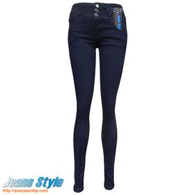 Quần jean nữ cạp cao 3khuy MNG 31031 mua sắm online Thời trang Nữ