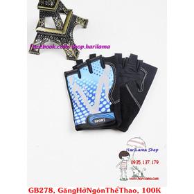 Găng tay nam hở ngón, găng tay thể thao nam, găng tay tập thể hình, găng tay chống nắng cho nam mua sắm online Phụ kiện nam