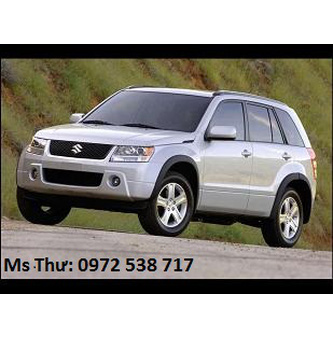 Bn xe  t SUZUKI Grand Vitara 2011 