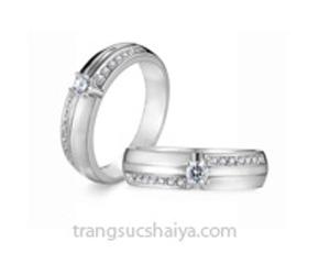 Nhẫn đôi Shaiya Đặc sản Hà Thành quà tặng ý nghĩa cho ngày yêu thương Ảnh số 6076790