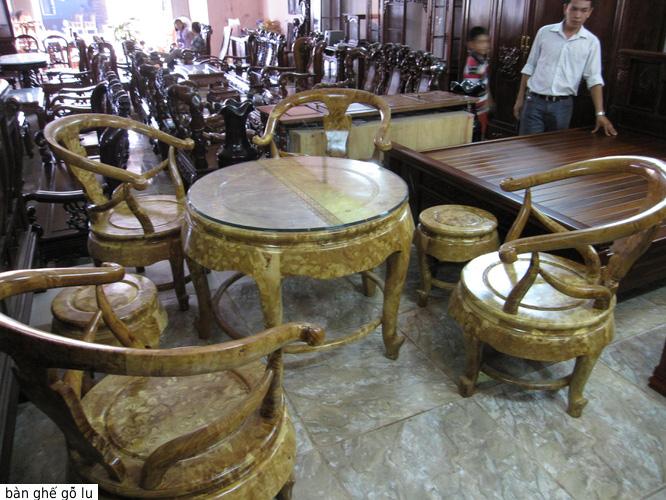 Đồ Gỗ Nội Thất La Xuyên chuyên Giường, Tủ, Bàn ghế, Đồ phong thủy, Sập Gụ Tủ Chè