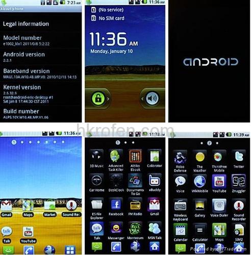điện thoại hk phone 4s