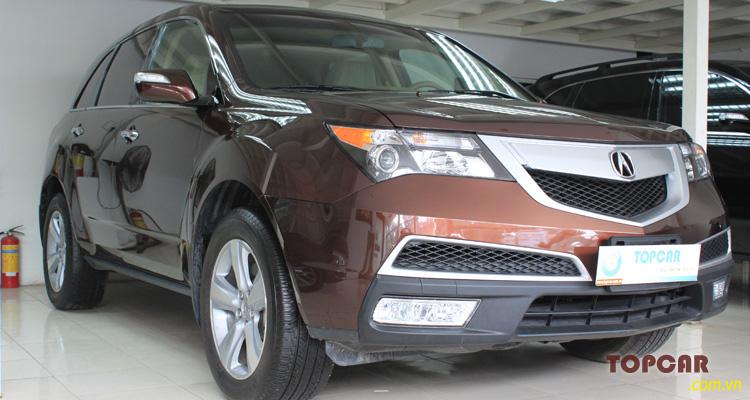 Acura MDX model 2011 - Mạnh mẽ và tinh tế 0983691555