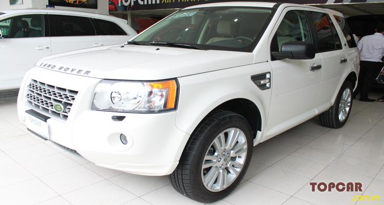 Land Rover lr2 hse model 2011 - Vượt mọi địa hình!
