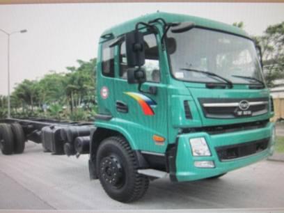 Xe thùng 8 tấn 7 tấn cửu long, giá xe ô tô tải cửu long 1,25t 3.45 tan 4,95 tấn 6,2 tấn, bán xe ben 950kg giá rẻ nhất Ảnh số 24279723