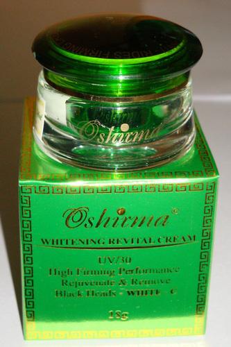 Các dòng kem dưỡng da, trị mụn, trị nám, chống lão hóa Oshirma Ảnh số 26505923