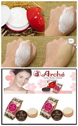 Kem Thái ngọc trai Arche, đắp mặt tomatox, kem body dưỡng trắng Thái,... uploading Ảnh số 26557030