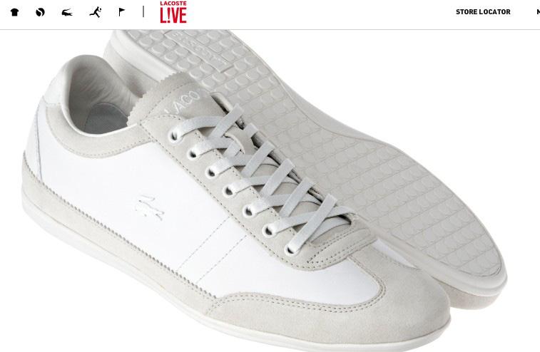 Giày Lacoste Giầy Hiệu Giá Gốc Ảnh số 26620658