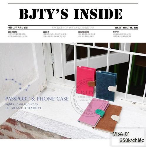 Ví đựng Iphone 4/5, Ví đựng DTDD Galaxy Note, S3 đa năng đựng card tiền, Ví passport đa năng, Ví đựng hộ chiếu BJTY SHOP Ảnh số 26667963