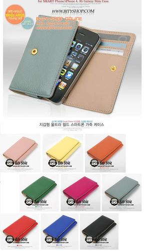 Ví đựng Iphone 4/5, Ví đựng DTDD Galaxy Note, S3 đa năng đựng card tiền, Ví passport đa năng, Ví đựng hộ chiếu BJTY SHOP Ảnh số 26668220