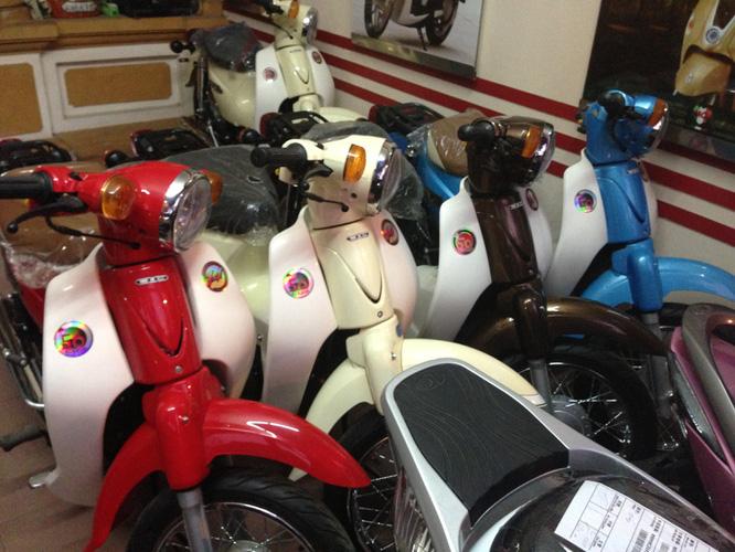 Xe tay ga Candy Hi và xe Little Cub NEW Japan Cub 50 cc, Thương Hiệu Đã Được Khẳng Định Tại Hà Nội Ảnh số 26783713