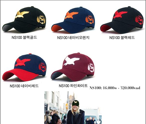 Korea Mũ lưỡi trai Cho bạn một phong cách mới. Update liên tục mẫu mã..... Ảnh số 27034992