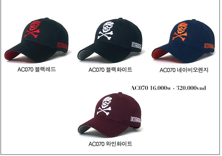 Korea Mũ lưỡi trai Cho bạn một phong cách mới. Update liên tục mẫu mã..... Ảnh số 27035077