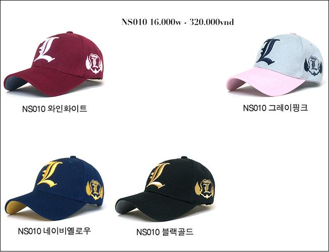 Korea Mũ lưỡi trai Cho bạn một phong cách mới. Update liên tục mẫu mã..... Ảnh số 27035130