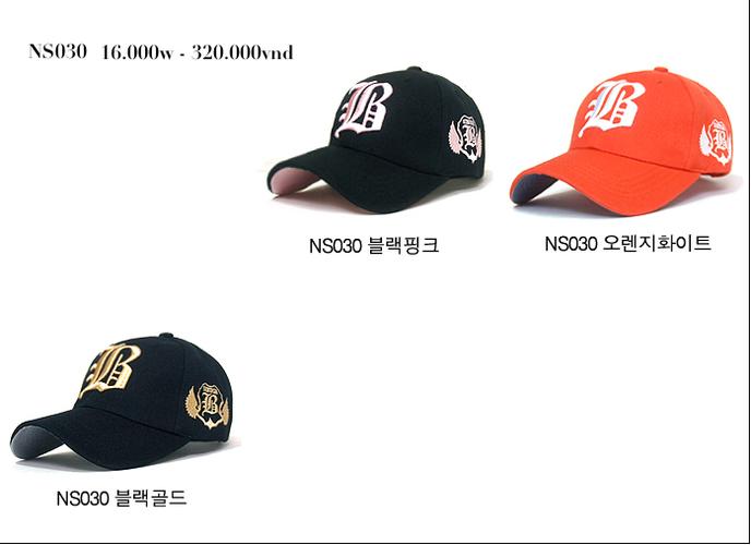 Korea Mũ lưỡi trai Cho bạn một phong cách mới. Update liên tục mẫu mã..... Ảnh số 27035185