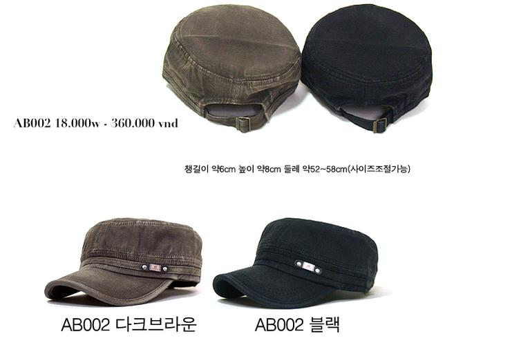 Korea Mũ lưỡi trai Cho bạn một phong cách mới. Update liên tục mẫu mã..... Ảnh số 27035220