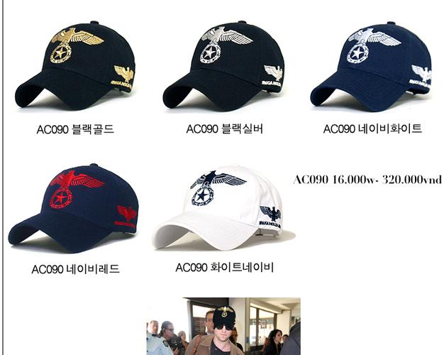 Korea Mũ lưỡi trai Cho bạn một phong cách mới. Update liên tục mẫu mã..... Ảnh số 27035255