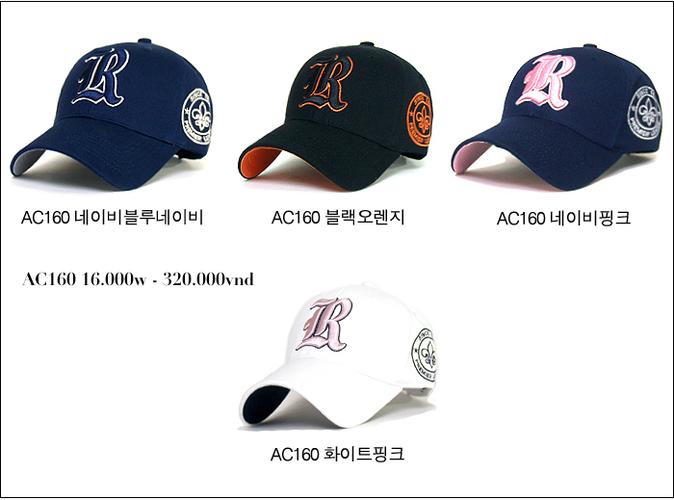 Korea Mũ lưỡi trai Cho bạn một phong cách mới. Update liên tục mẫu mã..... Ảnh số 27035265