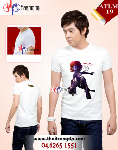 Áo thun liên minh huyền thoại, áo game lol, áo liên minh huyền thoại cực độc cực chất cho game thủ LOL Ảnh số 27062576