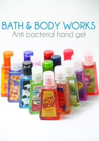 Sỉ lẻ gel rửa tay khô Bath Body Works 29ml Ảnh số 27153936