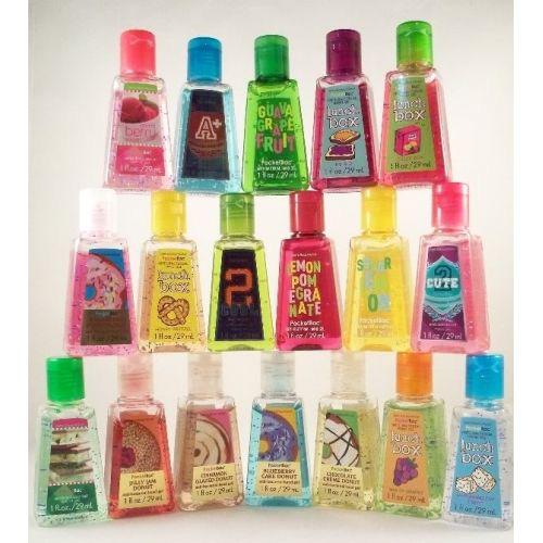 Sỉ lẻ gel rửa tay khô Bath Body Works 29ml Ảnh số 27154096