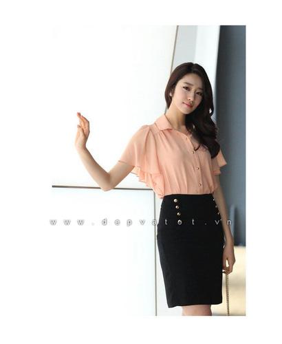 Đầm công sở Đẹp và Tốt: Chuyên sĩ lẻ đầm công sở phong cách hàn quốc. Mẫu đẹp, vải tốt, giá 290k Ảnh số 28211953